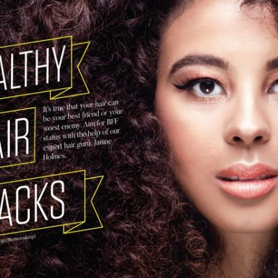 hair article Janine Holmes