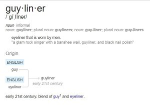 guy liner