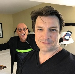 male grooming nathan fillion