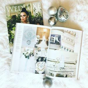 wedluxe magazine makeup artist toronto